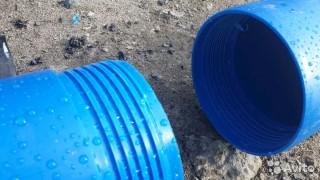 Пластиковые трубы нПВХ